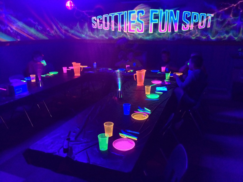 Birthday Party Upgrades Scotties Fun Spot Quincy Il